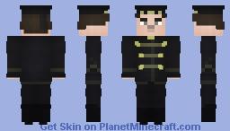 Feodosiy Shchus   Ukrainian Anarchist   Remake Minecraft Skin