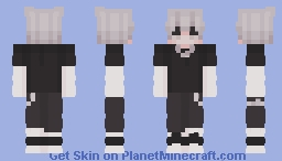Casual Clothes || Boy Minecraft Skin