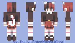 catboy valentine 🐱 Minecraft Skin