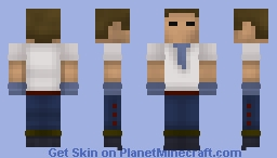 Feoras (Smithing Apprentice) | OSRS Minecraft Skin