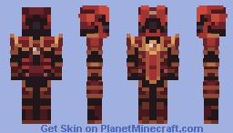 FFXIV - Nero tol Scaeva Minecraft Skin