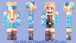 Exist For Love Minecraft Skin