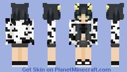 alpha cow~ Minecraft Skin