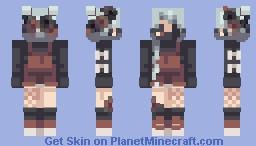 purgatory drive Minecraft Skin