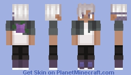 Daichi Kimura Minecraft Skin