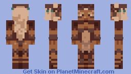 Final Fantasy XII - Fran Minecraft Skin