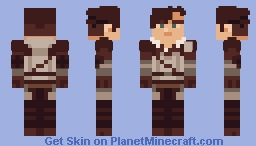 Final Fantasy XVI - Clive Rosfield Minecraft Skin