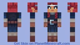 Valorie Minecraft Skin