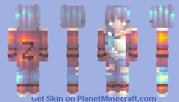 films with a childhood friend - st Minecraft Skin