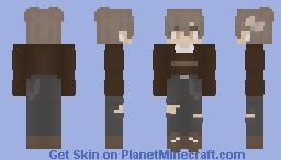 DaSmolKiri -SF Minecraft Skin