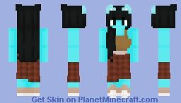 KrystaKat -SF Minecraft Skin