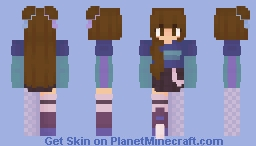 Melitot -SF Minecraft Skin