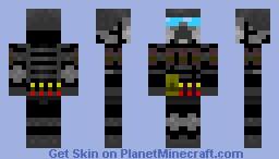 Ranger - Metro 2033 Minecraft Skin