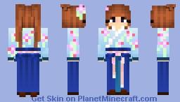 [LoTC] Yuèliàng Distorian 月亮 Minecraft Skin
