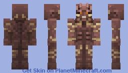Titan (Final Fantasy XV) Exclusive for Minecraft Bedrock Edition Minecraft Skin
