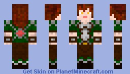 Warrior of the South (2nd in series) Minecraft Skin
