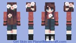 Cherry Blossom - CE Minecraft Skin