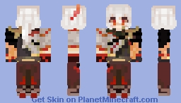 Kazuha - Genshin Impact Minecraft Skin