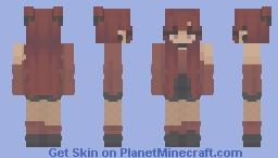 -𝓕𝓲𝓻𝓮- Minecraft Skin