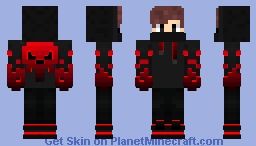 Gaming skin Minecraft Skin