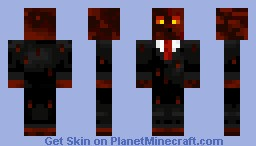 Nether Slime in a Suit