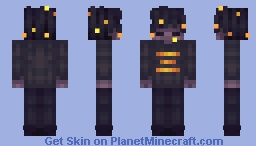 You will not believe your eyes Minecraft Skin