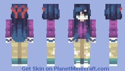 First Skin Remake Minecraft Skin