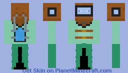 fishman Minecraft Skin