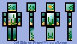 fish tank dude Minecraft