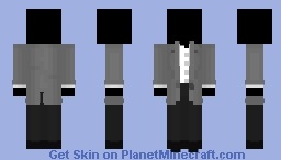 Jackey + Pants Minecraft Skin