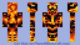 Skyrim - Flame Atronach