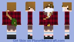 Cr4zyTayl3R 2020 Facemask Skin Minecraft Skin