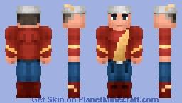 The Flash   Jay Garrick Minecraft Skin