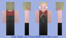 Flash Gordon Minecraft Skin