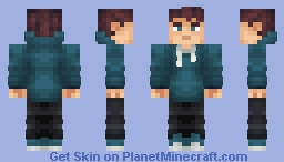 FlashKidos Minecraft Skin