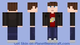 FlashKidos (MCSM Style) Minecraft Skin