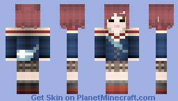 Mamimi (updated  year later) Minecraft Skin