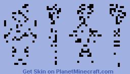 Flies Minecraft Skin