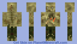 Halo - Flood Minecraft Skin