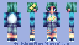 Flow Minecraft Skin
