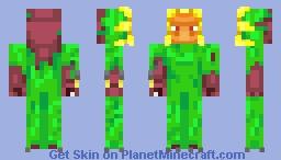 Draconic flower Minecraft Skin