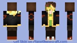 Flowerfell Swap Chara Minecraft Skin
