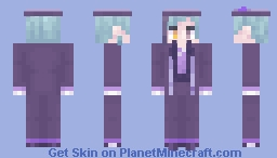 Floyd Leech - Dorm Uniform | Twisted Wonderland Minecraft Skin