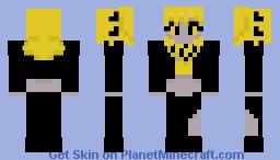 flurry (traffic jam) Minecraft Skin