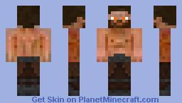 TJRP Animist - Naturalist Clan Minecraft Skin