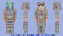 tiandi Minecraft Skin
