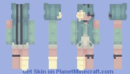 .:. for the voyage is long and the winds don't blow .:. Minecraft Skin