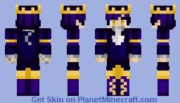 Prince Snatcher Minecraft Skin