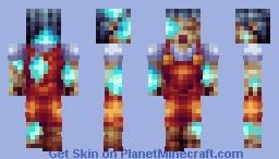Forlorn Caver Minecraft Skin