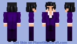 .:PMC Prom:. Slick Suit Sinus Minecraft Skin